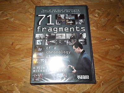 71 Fragments of a Chronology of Chance (1994) (DVD, 2006) KINO