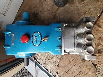 Cat Model 3535 High Pressure Pump Car Wash Pump Rebuilt