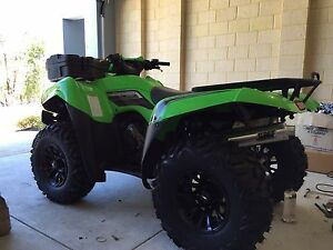 Kawasaki brute force 650 Kinross Joondalup Area Preview