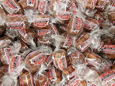 IBC Root Beer Barrels 1 Pound (453g) Primrose Wrapped Hard Candy Rootbeer - Root Beer Barrels
