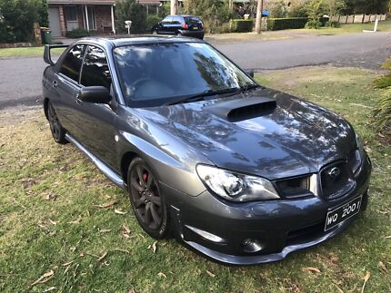 Subaru WRX 06