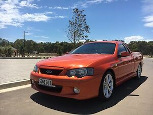 2005 Ford Falcon UTE XR6T BA MKII $10,800 Lockleys West Torrens Area Preview