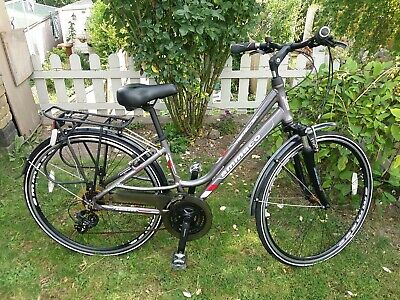 Ammaco Traveller Hybrid Ladies Bike