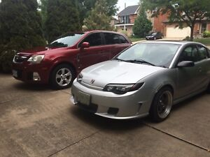 STAGE 3 SUPERCHARGED SATURN ION REDLINE 5 SPEED 17.5LBS OF BOOST