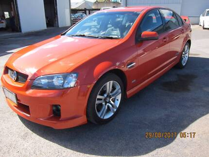 2007 Holden Commodore SS VE Sedan MANUAL V8 6.0L