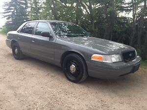 2007 FORD POLICE INTERCEPTOR LOADED ONLY $3900 obo