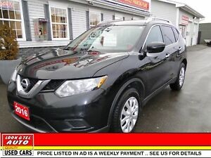 2016 Nissan Rogue you're approved $82.50 a week tax inc. SL