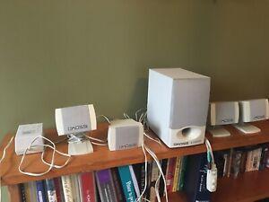 Koss SW 500 Surround Sound Speakers