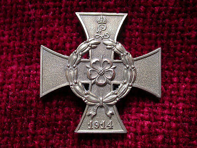 Replica Copy Lippe Detmold War Merit Cross '1st Class' Red Baron Richtofen