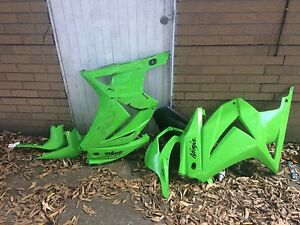 Ninja 250r 2008 fairings Hornsby Hornsby Area Preview