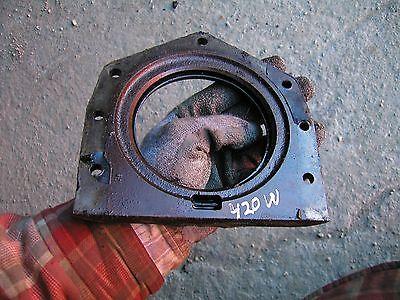 1957 John Deere 420 W 420w Tractor Jd Engine Motor Main Crank Seal