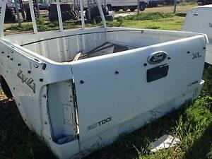 FORD RANGER XL DUAL CAB UTE TUB BODY 4X4 Blair Athol Port Adelaide Area Preview