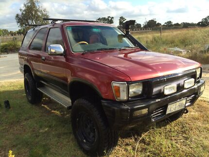 1991 Hilux surf for sale Armadale Armadale Area Preview