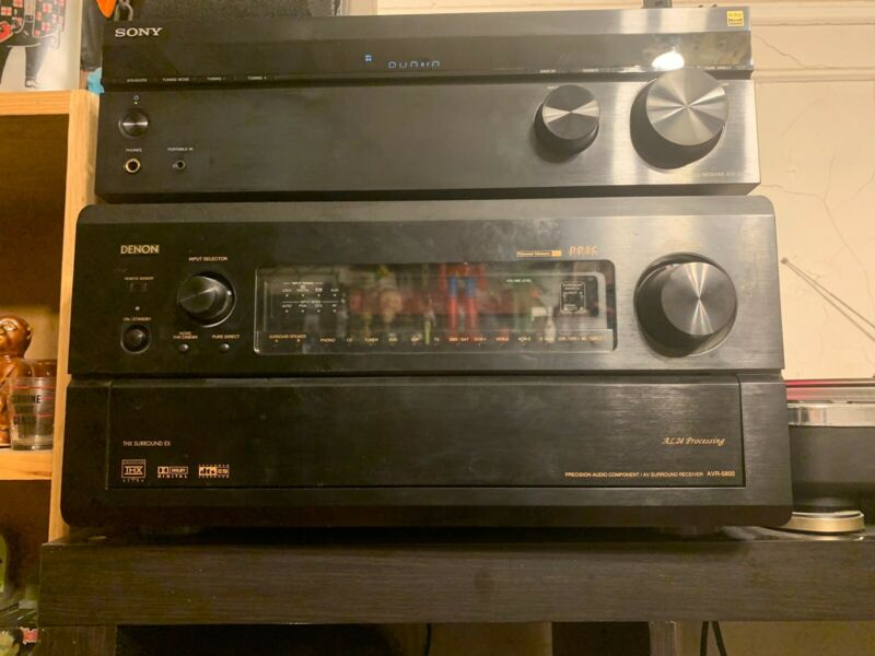 Dennon AVR 5800