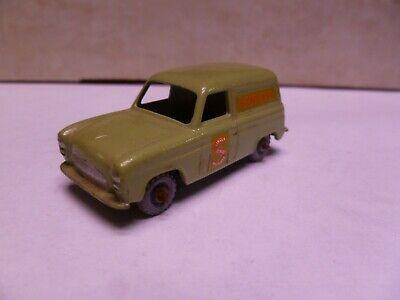 1:87 Scale- Matchbox-No. 59-Ford Thames Van - NO BOX
