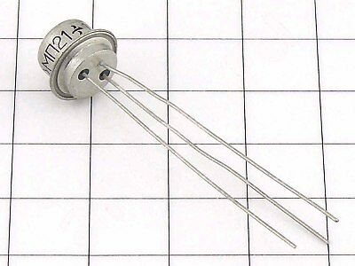 30 Pcs Germanium Ge Transistor Pnp Mp21 Ussr New Nos