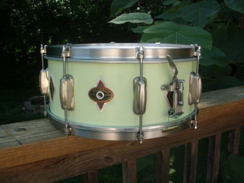 """Slingerland Parts Hand crafted 6""""X14"""" Snare"""