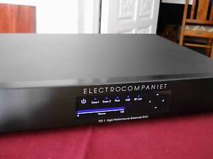 Electrocompaniet PD-1 DAC Springwood Blue Mountains Preview