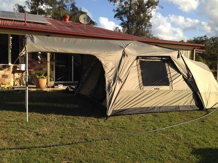 BlackWolf Turbo Lite 300 Plus Tent & Black Wolf Turbo 300 Lite | Camping u0026 Hiking | Gumtree Australia ...