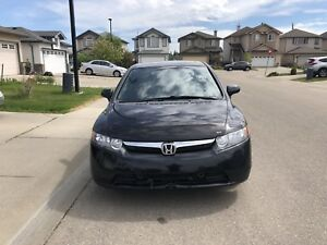 2008 Honda Civic - 5 Speed Manual