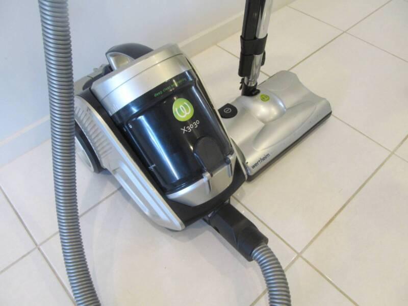 wertheim carpet cleaner instructions