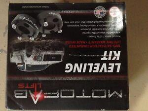 Levelling kit