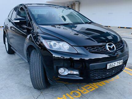 2009 Mazda Cx-7 Luxury (4x4) 6 Sp Auto Activematic 4d Wagon Parramatta Parramatta Area Preview
