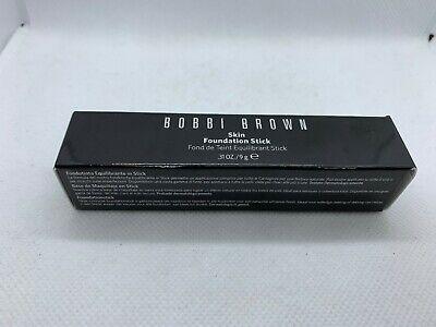 BOBBI BROWN Skin Foundation STICK Makeup .31 oz 9 g Full Size NIB, You Choose!