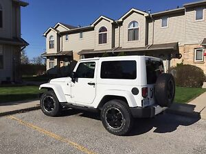 Jeep Wrangler - Rare Altitude Addition