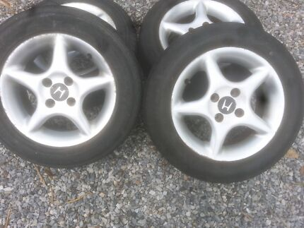 "14"" alloys n tyres Coopers Plains Brisbane South West Preview"