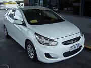 Hyundai Accent- 2013 Hatchback Hobart CBD Hobart City Preview
