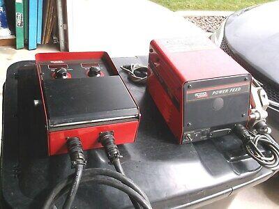 Lincoln Electric 10612 10614 Power Wire Feeder Head Feeder Control Unit