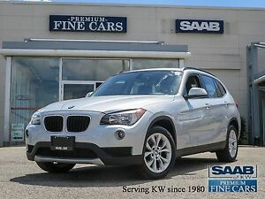 2013 BMW X1 XDrive 28i   Only 28,430 KM Navigation Accident Fr