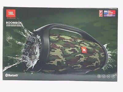 JBL Boombox, Waterproof Portable Bluetooth Speaker Camo *BOOMBOXSQUAD