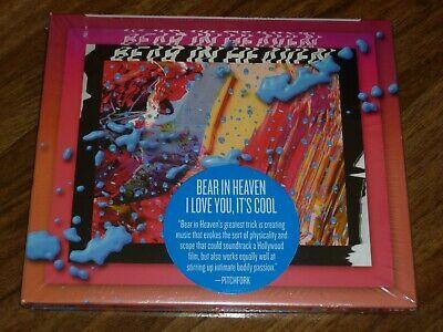 CD BEAR IN HEAVEN / I love you, it´s cool (Bear In Heaven)