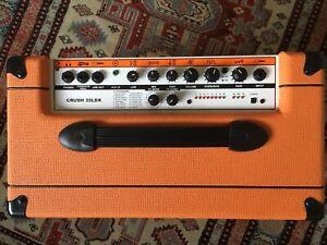 Orange crush 35ldx guitar amp