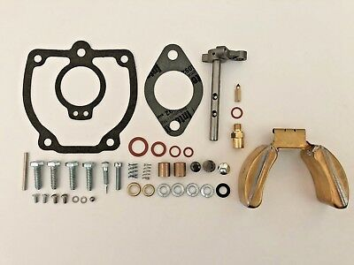 Farmall 460 560 606 660 Tractor Carburetor Repair Kit W Shaft Float