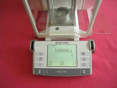 Mettler Toledo Ax26 Microbalance 3.000000g 21.00000g