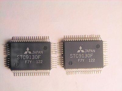 Stc9130f Original Mitsubishi 60p Smd Ic 2 Pcs