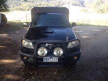 Toyota Hilux 2006 Wodonga Wodonga Area Preview