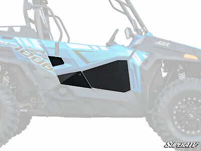 SuperATV CFMOTO Z-Force 800 / 1000 / Trail / EX Heavy Duty Aluminum Lower Doors