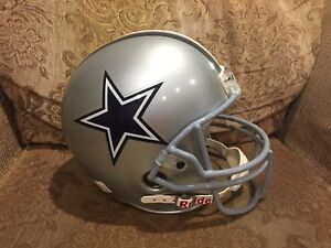 Dallas Cowboys Full size helmet replica