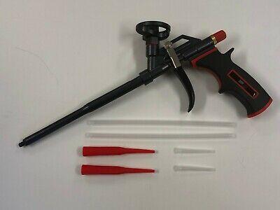 Professional Teflon Coated Polyurethane Foam Gun Applicator Window Door Sealant