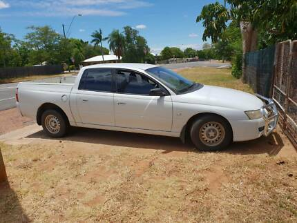 2007 Holden Crewman Ute Lissner Charters Towers Area Preview