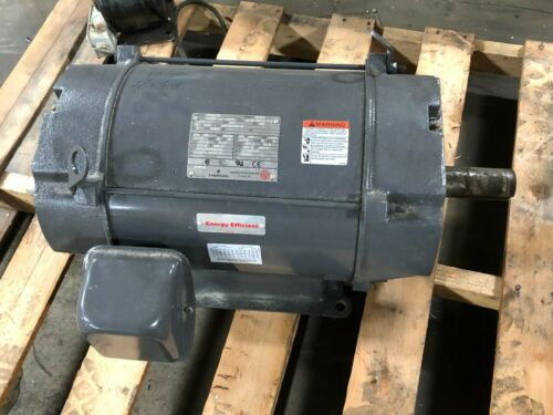 US Motors D20E2D AE58 Electric Motor 256T 20HP 1170RPM 3PH 55FL Amp CAN SHIP