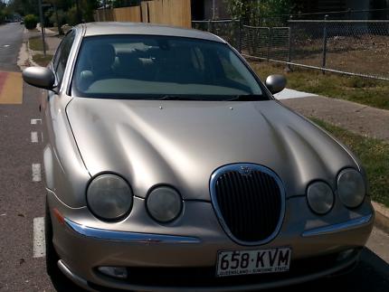 S type Jaguar 2003