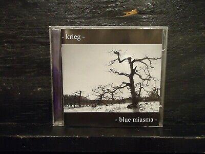 Krieg -CD Black Metal  Blue Miasma