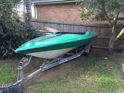 Boat shell Eagle Vale Campbelltown Area Preview