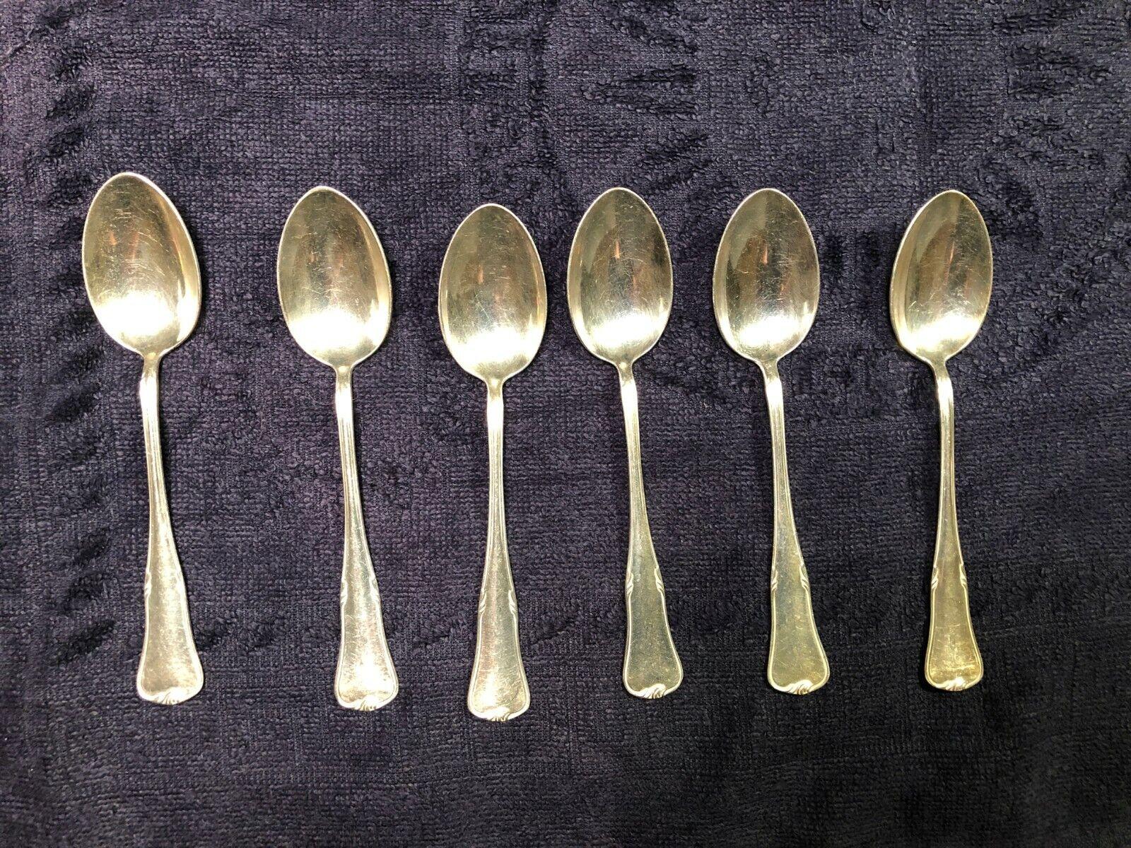 Silberbesteck Von Wmf Patent Friodur 18 Teile 90er