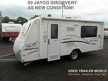 2009 JAYCO DISCOVERY POP TOP CARAVAN. AS NEW CONDITION! Heathcote Sutherland Area Preview